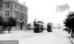 Barrow-In-Furness, Trams 1912, Barrow-In-Furness