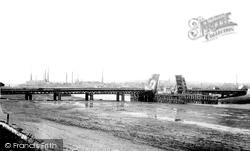 Barrow-In-Furness, Walney Bridge 1908, Barrow-In-Furness