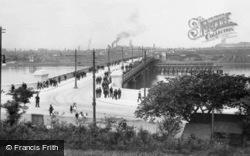 Barrow-In-Furness, Walney Bridge 1912, Barrow-In-Furness