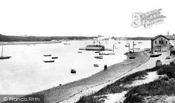 Barrow-In-Furness, Walney Channel 1898, Barrow-In-Furness