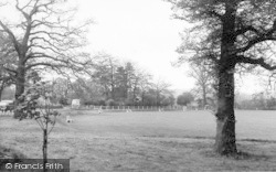 Barrow Upon Soar, Beacon Field c.1965