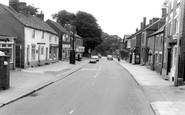 Barrow Upon Soar, High Street c1965