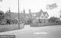 Barrow Upon Soar, Humphrey Perkins School c.1955