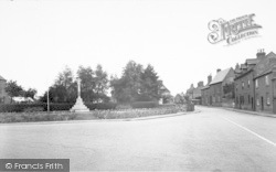 Barrow Upon Soar, Industry Square c.1955