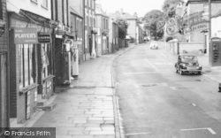 Barrow Upon Soar, Newsagent And Garage, High Street c.1965