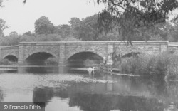 Barrow Upon Soar, The Bridge c.1965
