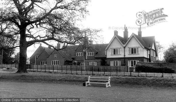 Barrow Upon Soar, The Humphrey Perkins School c.1955