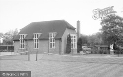 Barrow Upon Soar, The Library c.1955