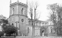 Barrow Upon Soar, The Parish Church c.1965