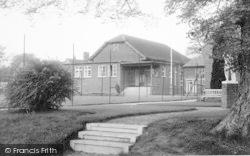 Barrow Upon Soar, The Pavilion c.1955