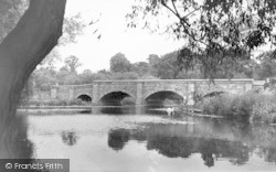 Barrow Upon Soar, The River c.1965