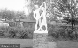Barrow Upon Soar, The Statue c.1955
