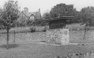 Barrow Upon Soar, The Village Sign c.1965