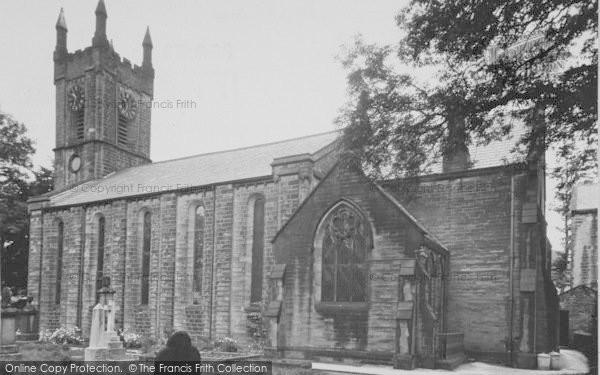 Photo of Barrowford, St Thomas Church 1950
