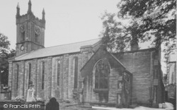 Barrowford, St Thomas Church 1950