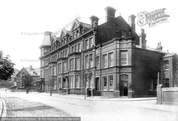 Barry, Barry Hotel, Broad Street 1899