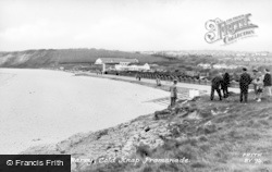 Barry, Cold Knap Promenade c.1960