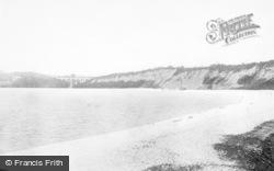 Barry, Cold Knapp Beach 1899