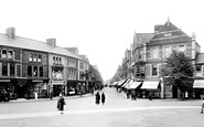 Barry, Holton Road 1925