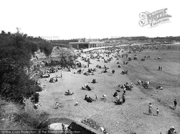 Photo of Barry Island, 1925