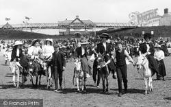 Donkey Rides 1910, Barry Island