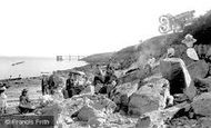 Barry Island, Friars Point, Whitmore Bay 1900