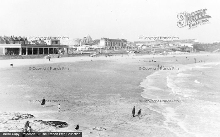 Photo of Barry Island, General View c.1960