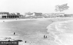 Barry Island, General View c.1960