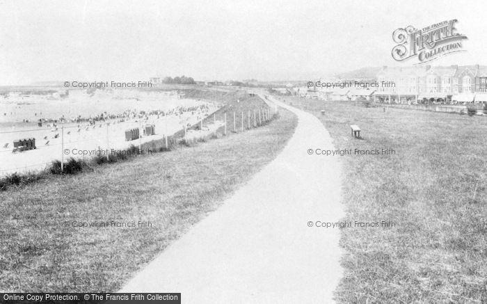 Photo of Barry Island, Promenade 1910