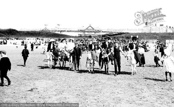 Photo of Barry Island, Sands 1910