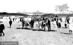 Sands 1910, Barry Island