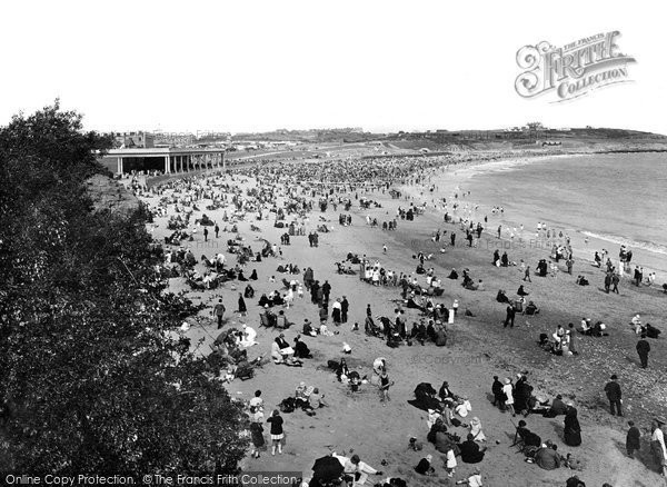 Barry Island, The Beach 1925