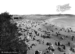 Barry Island, The Beach 1925