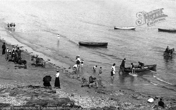 Barry Island, The Beach, Whitmore Bay 1900