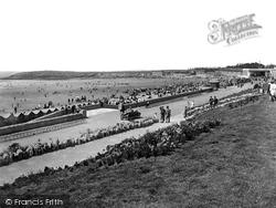 The Promenade 1925, Barry Island