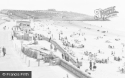 Barry Island, The Promenade And Nell's Point c.1960
