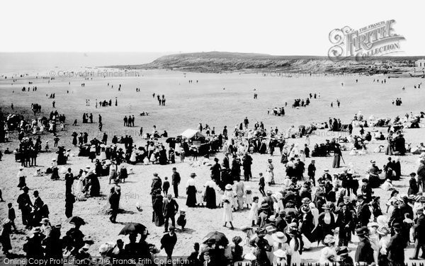 Barry Island, The Sands 1910