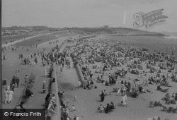 Barry Island, The Seafront 1925