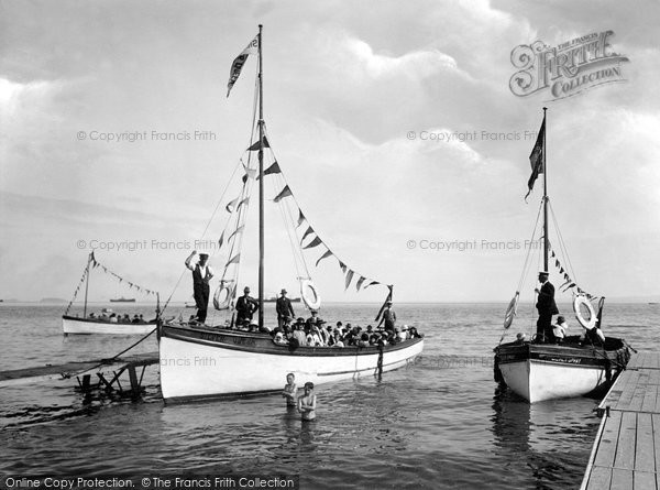 Barry Island, The Silver Queen 1925