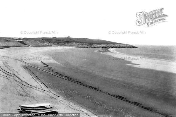 Barry Island, Whitmore Bay 1899