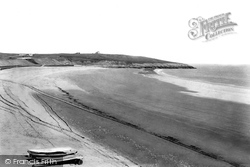 Barry Island, Whitmore Bay 1899