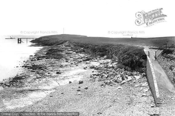 Photo of Barry Island, Whitmore Bay 1899