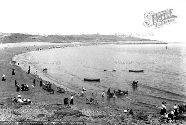 Barry Island, Whitmore Bay 1900