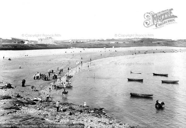 Photo of Barry Island, Whitmore Bay 1900