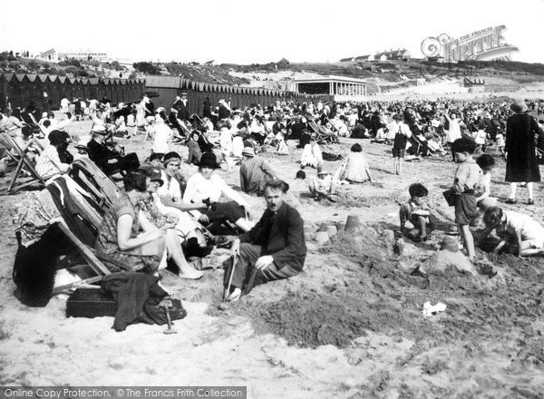 Barry Island, Whitmore Bay c.1930