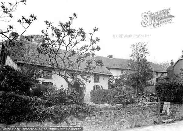 Barry, Old Cottages c.1960