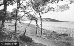 Barry, Porth Kerry Park, Pebble Beach And Park c.1931