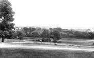 Barry, Romilly Park 1906