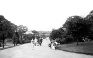 Barry, Romilly Park c1931