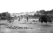 Barry, Romilly Park c.1931